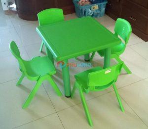bộ bàn ghế nhựa cho bé tphcm (1)