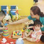 Bồi dưỡng điều dưỡng nhi dạy trẻ từ 6 tháng tuổi