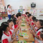 Chi 39 tỉ đồng hỗ trợ ăn trưa cho trẻ mầm non