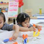 Chơi để học – phương pháp giáo dục cho lứa tuổi mầm non