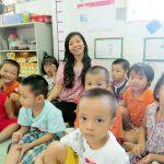 Cô giáo Phạm Thị Ngọc – yêu nghề mến trẻ