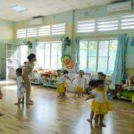 Ngạc nhiên với lý do bỏ việc của giáo viên mầm non
