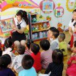 Nghề giáo viên mầm non có phải chỉ là làm người giữ trẻ