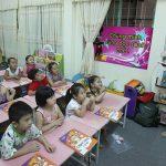 Những vai trò của giáo viên mầm non là gì trong giáo dục trẻ em