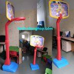 Chi tiết sản phẩm đồ chơi bóng rổ bằng nhựa cao cấp