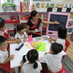 Gò Vấp: Chương Trình Song Ngữ Cho Trẻ Mầm Non