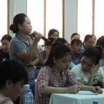 Mất tuổi thanh xuân cho nghề giáo viên mầm non