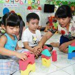 Trẻ mầm non dưới 3 tuổi đi học chỉ 21%