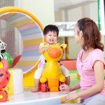 Đồ chơi giúp bé 3 tuổi phát triển trí tuệ lẫn thể chất