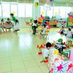 Tuyển thêm gần 600 giáo viên mầm non tại Khánh Hòa