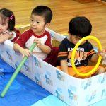 Trò chơi vận động cho trẻ mầm non hay nhất