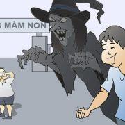 Bạo hành trẻ