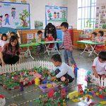Chất lượng giáo dục mầm non được nâng cao tại Nam Định