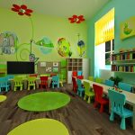 Cách chọn bộ bàn ghế cho bé mẫu giáo