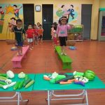 Phát triển vận động cho trẻ mầm non