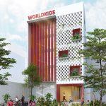Thêm một công trình xanh cho trẻ tại thành phố Hồ Chí Minh