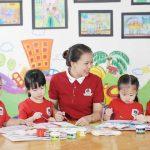 Kỹ năng nào cần thiết cho trẻ mầm non khi học tiếng anh