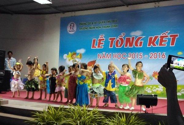 Trường mầm non Thanh Bình Thủ Đức TPHCM (1)