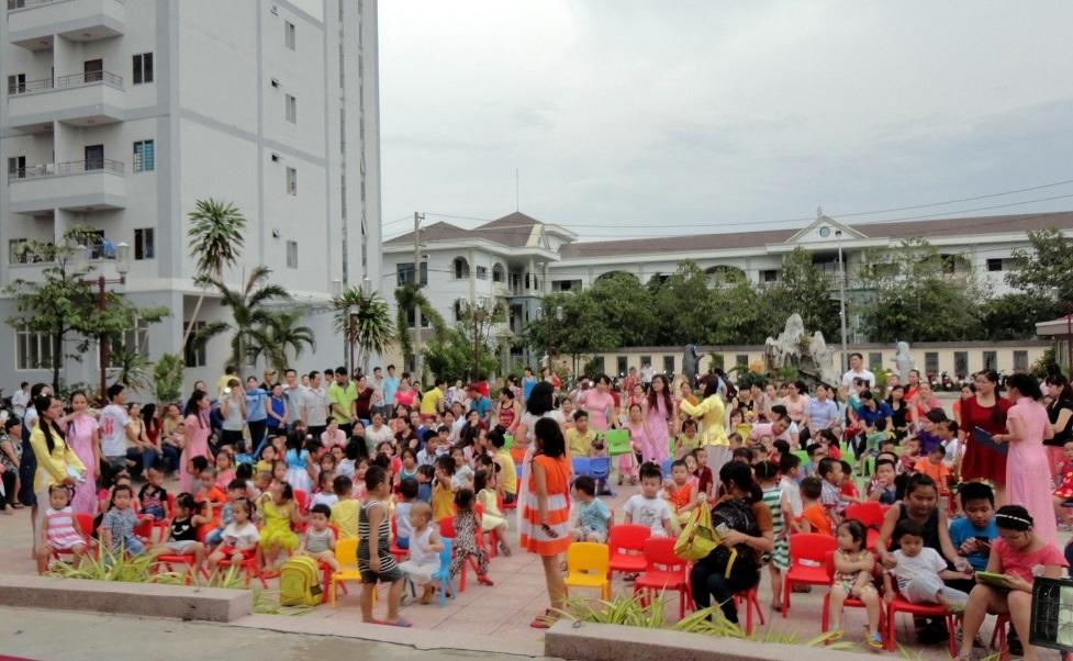 Trường mầm non Thanh Bình Thủ Đức TPHCM (2)