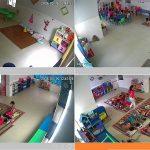 Lắp đặt Camera – Giải pháp chống bạo hành trẻ em