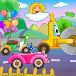 Truyện xe lu và xe ca