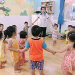 Trường mầm non Sao Mai Quận 8 TPHCM tuyển dụng